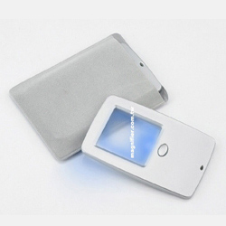 led credit card magnifiers