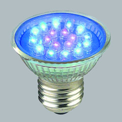 led e27 cup light