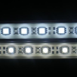 led flexible ribbon strip lights