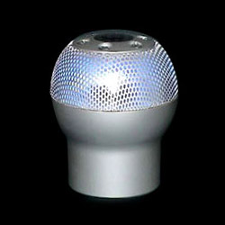 led gear knob top