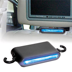 led headrest light