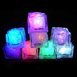 led ice cube lights