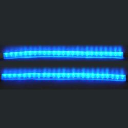 led light strip bars with plastic housings