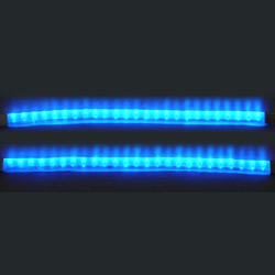led light strip bars with plastic housings