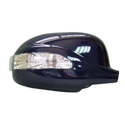 led mirror covers