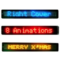 led moving signs