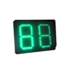 led traffic countdowns