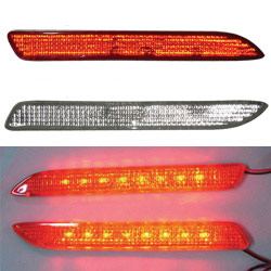 led universal rear bumper light