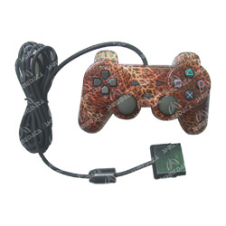 leopard fur camouflage joysticks for ps2