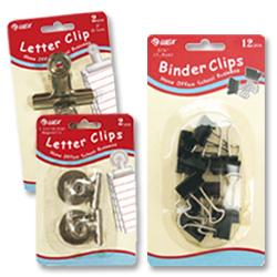 letter clips
