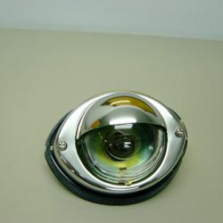 license lamp