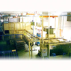 liquid coating equipment