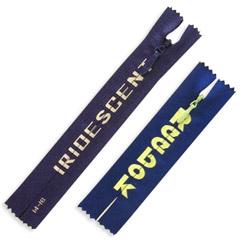 logo zipper