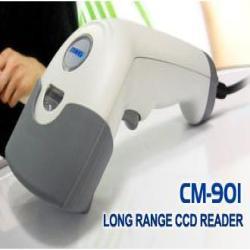long range ccd scanner