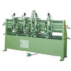 luggage frame forming machine