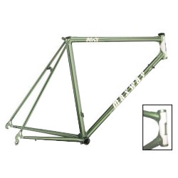 lugged racing bicycle frames