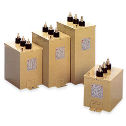 m series dry type power capacitors