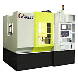high speed double column type machining center