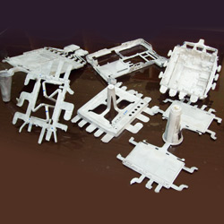 magnesium alloy die casting molds