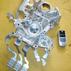 magnesium die casting molds