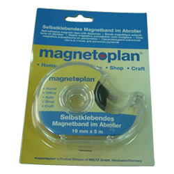 magnetic adhesive tapes