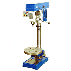 manual drilling and tapping machine