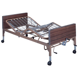 manual home bed