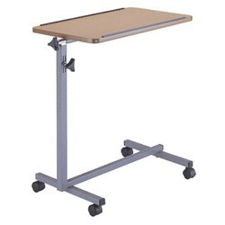 manual tilted overbed tables