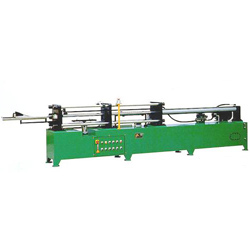 manual tube drawing and butting machines
