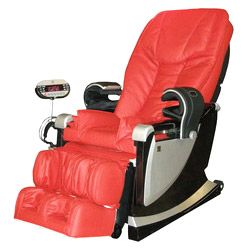 luxurious multi function massage chair with arm air pressure