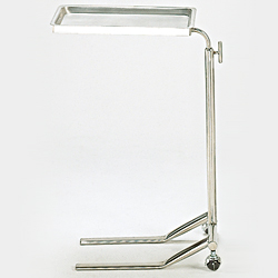 mayo instrument tray trolley