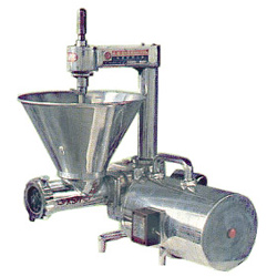 meat feeding mincer