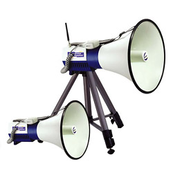 rechargeable megaphones