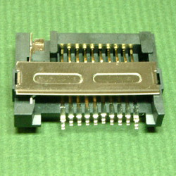 memory stick card connectors