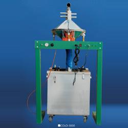 meshing recovering powder equipments
