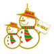 Christmas Decorative Supplies image