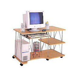 metal computer desks