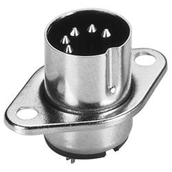 metal din plug types