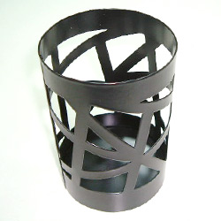 metal kitchen tool holder