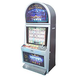 metal slot full machine