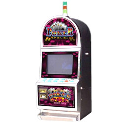 metal slot machine