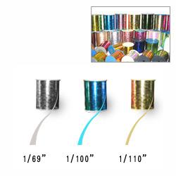 metallic covered yarns