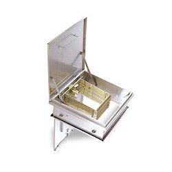 metallic emergency ladder