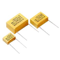 metallized polypropylene film capacitor