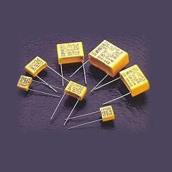metallized polypropylene film capacitors