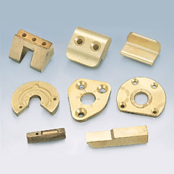 metallurgy brass parts