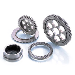 metallurgy gears parts