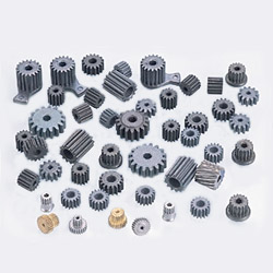 metallurgy stepping motor gear
