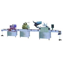 mineral water bottlling machine