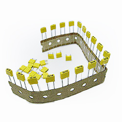 Mini Box Capacitors